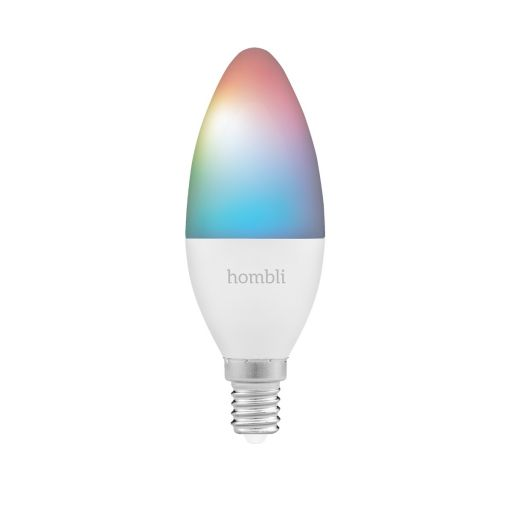 Hombli Smart Bulb E14 RGB +WW