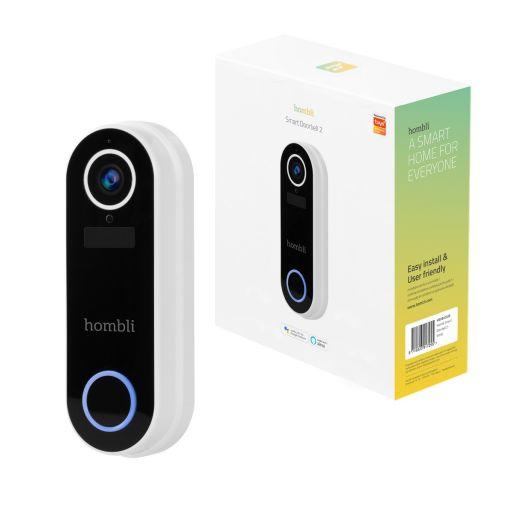 Hombli Smart Doorbell 2 - White